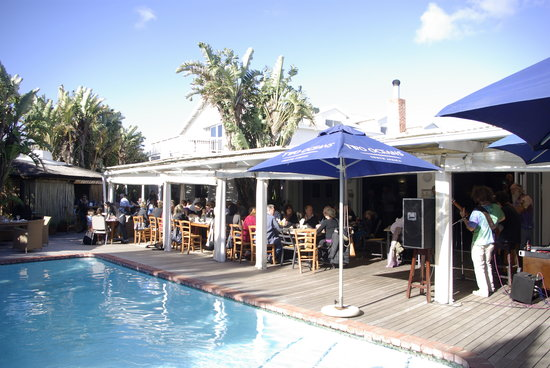 Cape St Francis Resort : Joe Fish Resturant and Bar