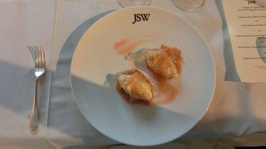 JSW : Delicious Dessert