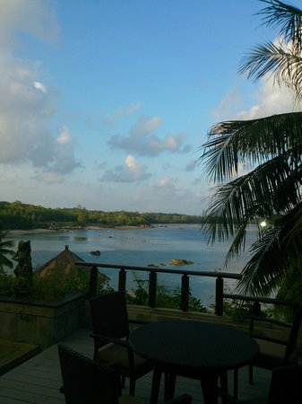 Banyan Tree Bintan: Like the view, very relaxing