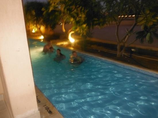 Coral Sea Aqua Club Resort: using our swim ip whenever we wanted :)