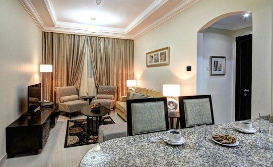 Adamo Hotel Apartments : One bedroom suite