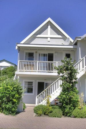 Cape St Francis Resort : Exterior - two bed roomed apartment