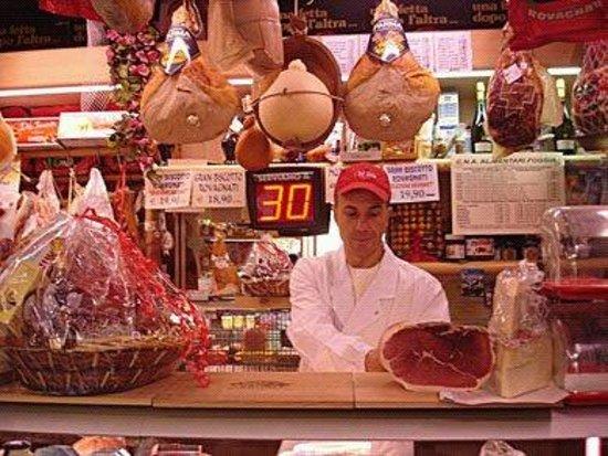 Torremaggiore, Italië: Alimentari da Roberto....che bontà!!!