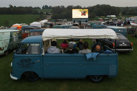 Lydden Hill Race Circuit: Drive-In Movie at the Apex Festival