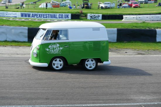 Lydden Hill Race Circuit: Lot's of fun stuff out on the race track