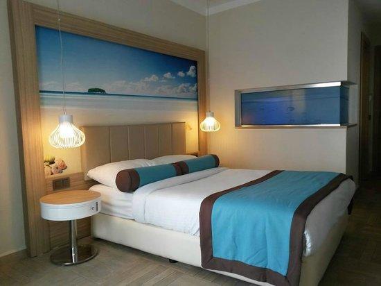 Blue Bay Platinum Hotel : oda suit