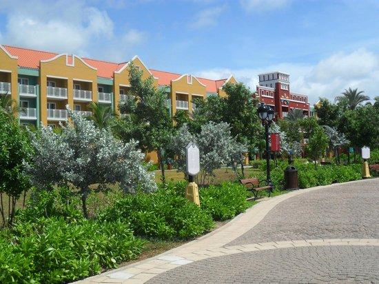 Riffort Village : Exteriores