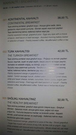 Rixos Grand Hotel Ankara: Preços bem caros.