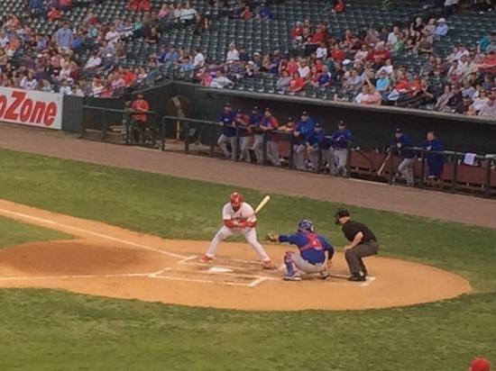 AutoZone Park: Redbirds vs Iowa Cubs in home opener