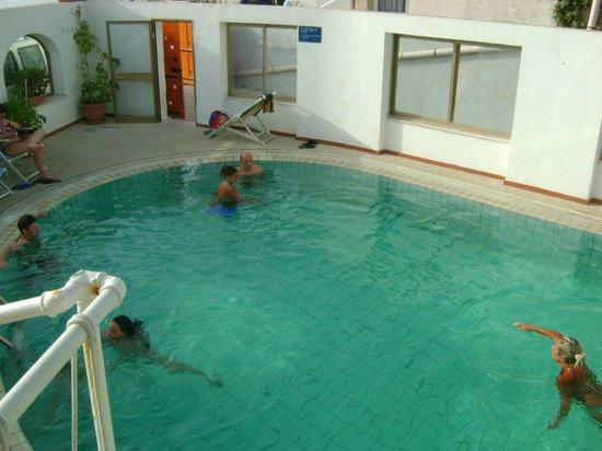 Albergo Santa Lucia: Hotel Santa Lucia Piscina all'aperto