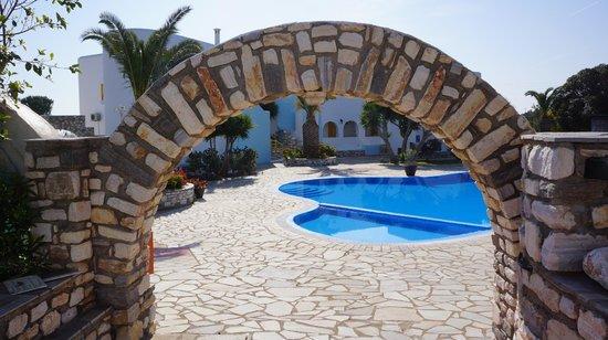 Asteras Paradise: 1