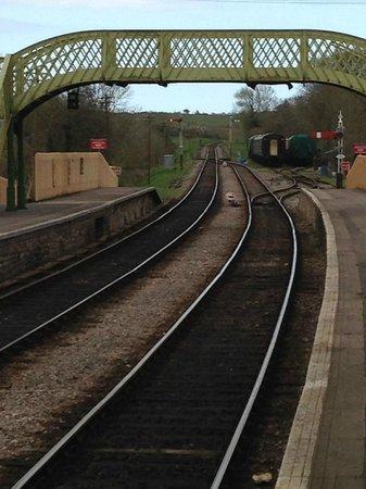 Swanage Railway: Corfe Castle Station