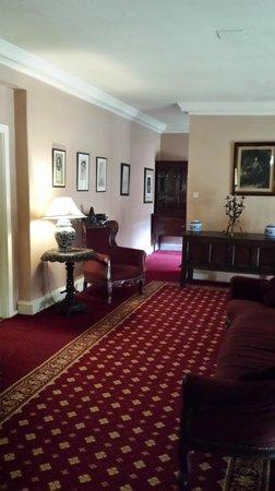 Lumley Castle Hotel: Castle Rooms Open Area