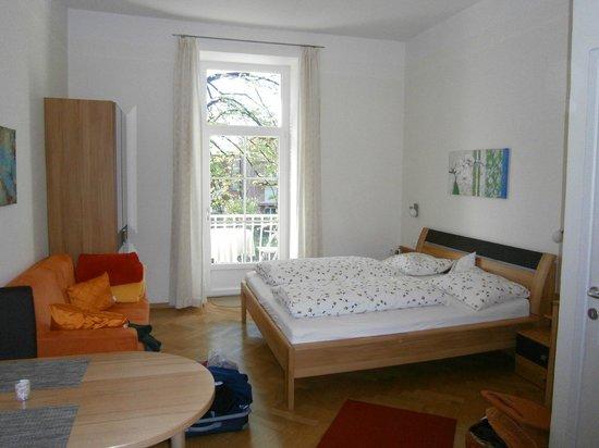 Residence Diana: Bett