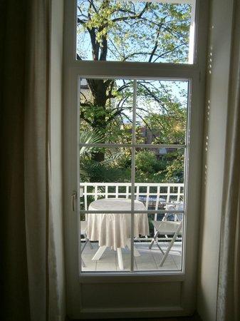 Residence Diana: Balkon