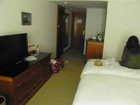 Hilton Budapest : Lovely room
