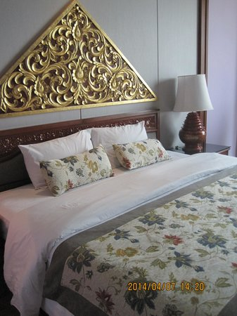 Empress Hotel: 客室の様子です