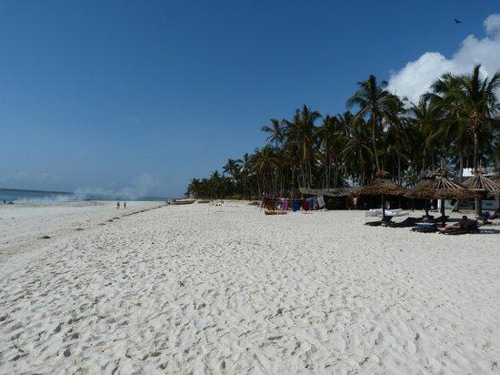 Southern Palms Beach Resort : Der Strand erklärt sich von selbst