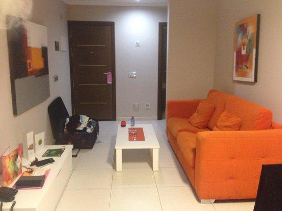 Las Villas de Amadores : Lounge area