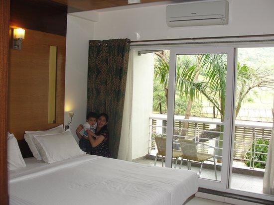 The Orchard Resort: Bedroom