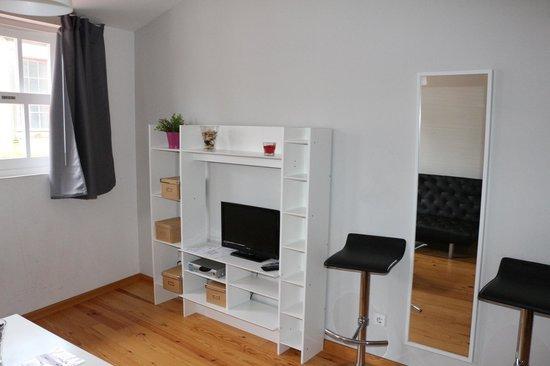 Aparthotel OPorto: chambre 3A