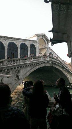 Rialtobrücke: Ponte di Rialto