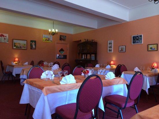Le Chalet de la Foret: Le restaurant