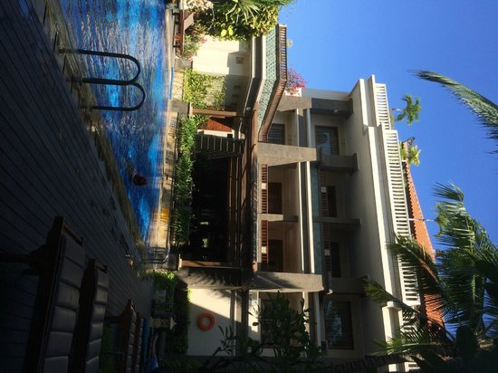 The Vira Bali Boutique Hotel & Suite: pool
