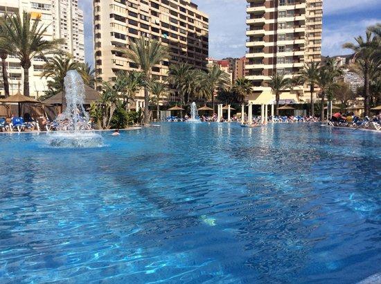 Sol Pelícanos Ocas: amazing pool