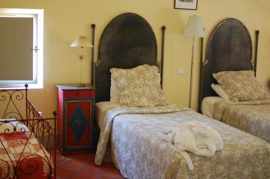 Hostellerie Provencale: La chambre que nous occupions