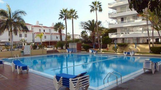Catalonia Oro Negro: Pool View