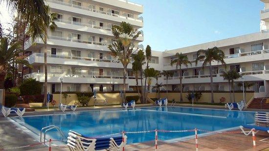 Catalonia Oro Negro: Hotel View