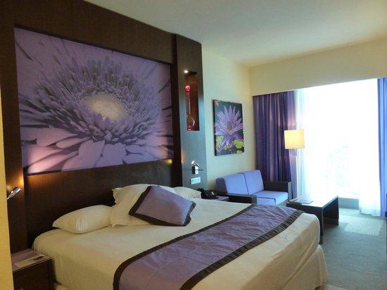 Hotel Riu Plaza Panamá: Doppelzimmer