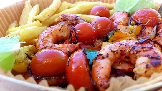 Chicken fish and chips noumea restaurant reviews phone for Fish and chicken