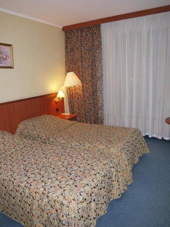 Hotel Cosmos : Стандарный номер повышенной комфортности