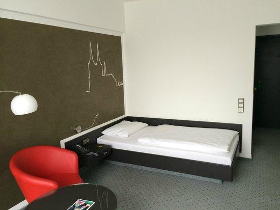 Senats Hotel : room