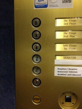 Senats Hotel : ELV