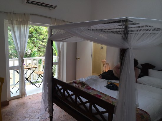 Mango House : Our room