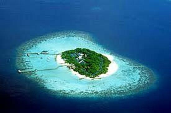 Eriyadu Island Resort: Isola Eriyadu