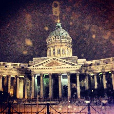 Perspective Nevski : Казанский собор