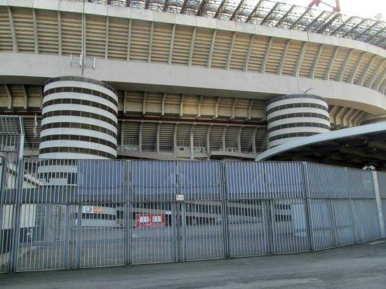Stadio Giuseppe Meazza (San Siro): charmoso