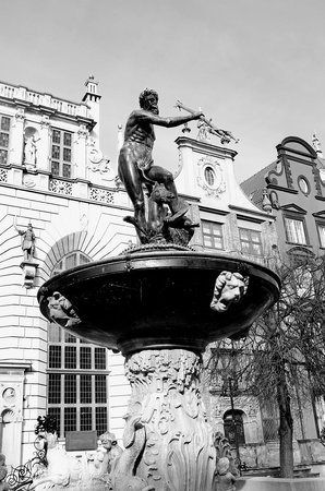 Neptune's Fountain (Fontanna Neptuna) : Fontanna Neptuna