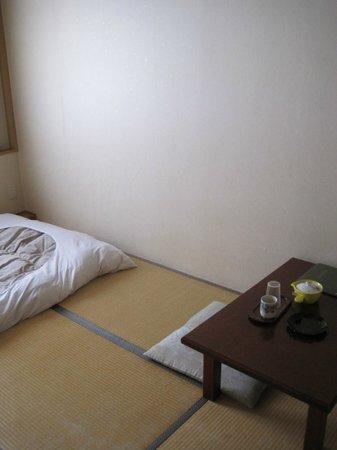 Asakusa Shigetsu: Chambre