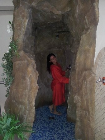 Hotel Fior Di Bosco: centro benessere