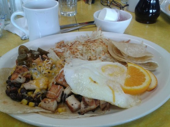 Debby's Diner: and more food...
