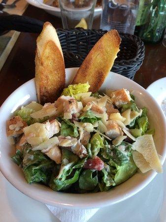 Bistrot Pierre: Ceased salad.