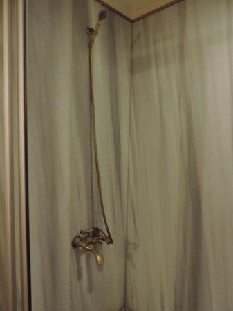 Albatros Premier Hotel: shower