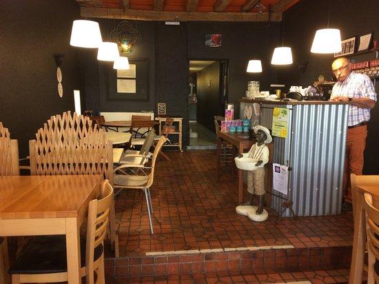 Le jardin des saveurs chalon sur sa ne restaurant avis for Restaurant le jardin des saveurs