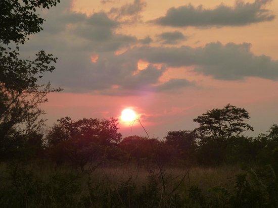 Machampane Wilderness Camp: uitzicht