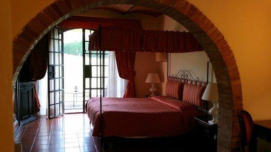 Borgo San Luigi: la nostra camera